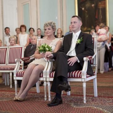 Martyna & Tomasz – ślub cywilny