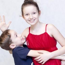Agatka i Karol